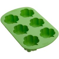 Silicone Soap Mold- Shamrock