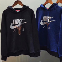 """NIKE"" Women Men Fashion Hooded Top Pullover Sweater Sweatshirt Hoodie"