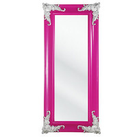 Passion Pink Full Length Mirror|Full Length Mirrors|Mirrors  Screens|French Bedroom Company