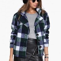 Lumberjack Long Sleeve Jacket