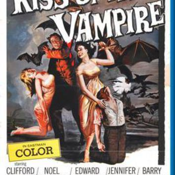 "Kiss Of The Vampire poster 24""x36"""