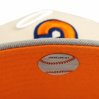 California Angels Stone, Gray, Orange, Royal 59fifty 5950 New Era