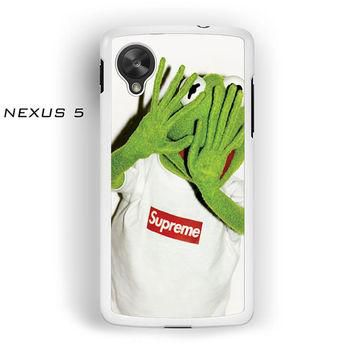 Kermit Supreme For Nexus 4/Nexus 5 Phone case ZG