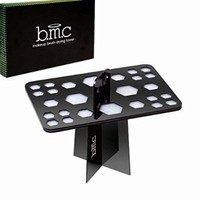 BMC 26 Mix Size Makeup Brush Holder Organizer Folding Collapsible Air Drying Tower