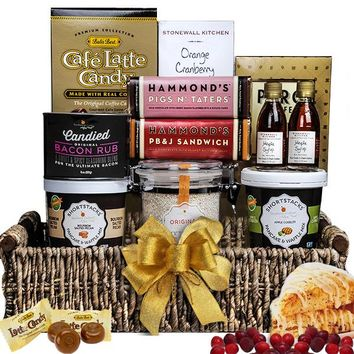 Bed and Breakfast Giftbasket