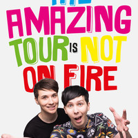 The Amazing Tour is Not on Fire Poster