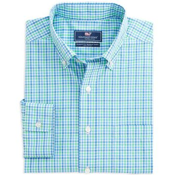 Pier Plaid Murray Shirt