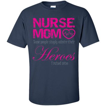 Cool Nurse Mom T-Shirt