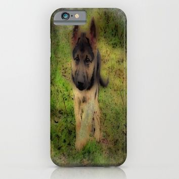 shep iPhone & iPod Case by Jessica Ivy