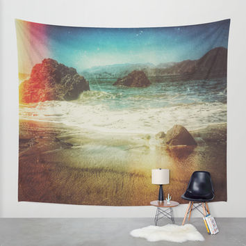 I Surrender Wall Tapestry by DuckyB (Brandi)