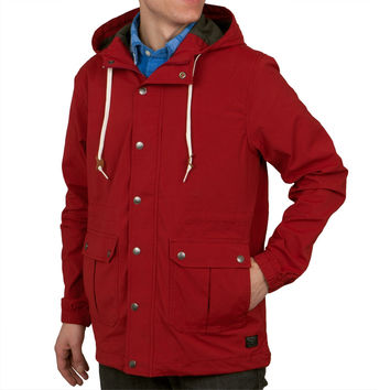O'Neill - Wildcat Deep Red Jacket