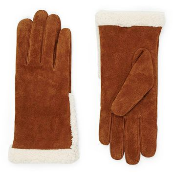 Genuine Suede Gloves
