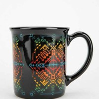 Pendleton Legendary Coffee Mug- Black Multi One