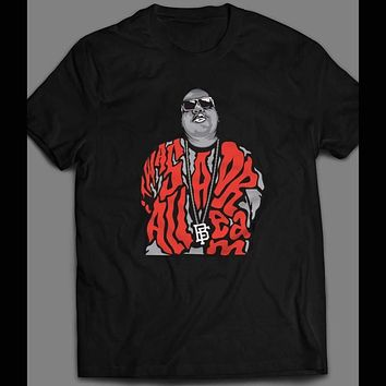 IT WAS ALL A DREAM BIGGIE SMALLS HIP HOP ART T-SHIRT