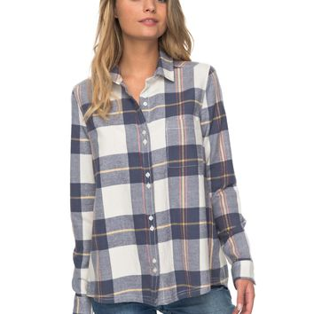 Heavy Feelings Long Sleeve Shirt 191274174921 | Roxy