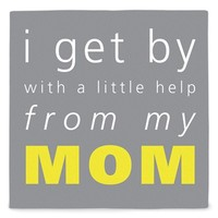 Cathy's Concepts 'Helpful Mom' Canvas Wall Art