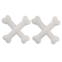 Kreepsville Crossbone Hair Slides