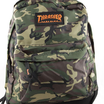 Thrasher, Magazine Logo Backpack - Thrasher - MOOSE Limited