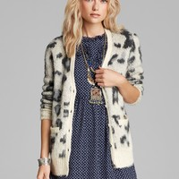 Free People Cardigan - Out of Africa