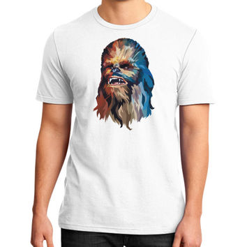 Polygon Chewy District T-Shirt (on man)