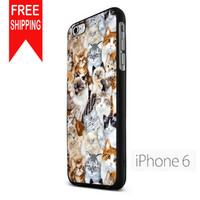 Lots Of Cat Art Master iPhone 6 Case