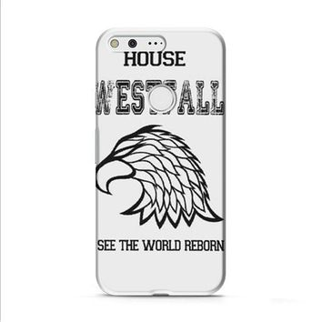 HOUSE WESTFALL THE THRONE OF GLASS Google Pixel XL 2 Case