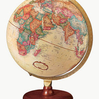Antique World Globe 12