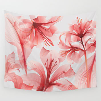 Spring Has Sprung Wall Tapestry by All Is One