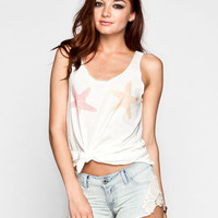 Billabong She Sells Womens Tank White  In Sizes