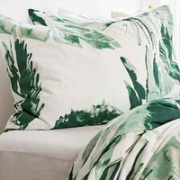 Expressive Palms Sham Set - Urban Outfitters