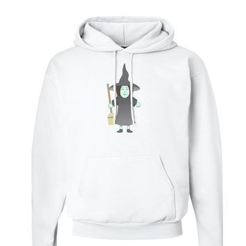 Wizra the Witch Hoodie Sweatshirt