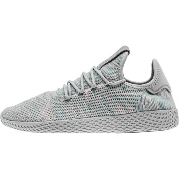 ADIDAS X PHARRELL WILLIAMS HUMAN RACE TENNIS HU MEN S SHOE - LIGHT  BLUE PINK  4139512b5f