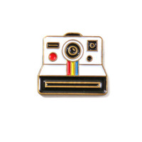 Polaroid Lapel Pin