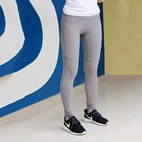 Lululemon Gauze Fashion Yoga Sport Stretch Pants Trousers