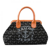 Second Glance 50s Style Tote Bag - Sailor Jerry Clothing