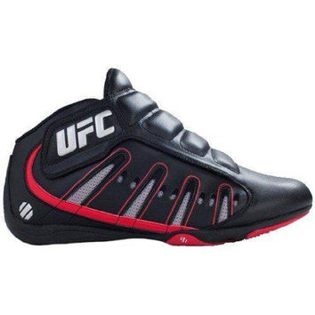 UFC Training Shoes NIB MMA new in box Ringstar Black with Red