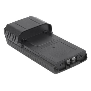 SW Battery Box Case for Baofeng F8 F9 UV-5R Two-Way Radio Walkie Talkie  SE (Color: Black)