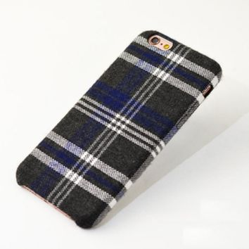 Iphone6 mobile phone case autumn and winter protection case soft shell personality