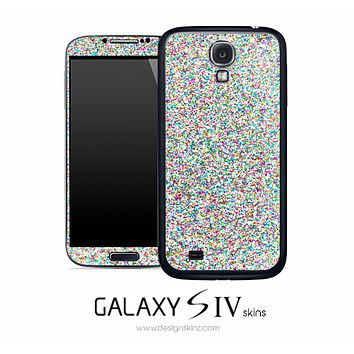 Small Sprinkles Skin for the Galaxy S4