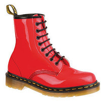 Dr. Martens Womens 1460 Classic Shiny Patent Leather Ankle Boots All Colours