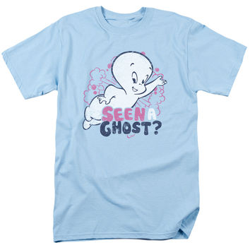 Casper-Seen A Ghost -T-Shirts