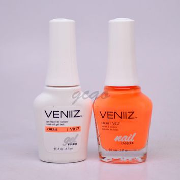 Veniiz Match UV Gel Polish V017 Cherie Cream