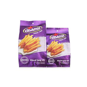 Vinamit Vietnam Sweet Potato Chips - High Quality Food