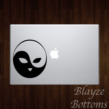 Cat Yin Yang/ Car/Computer vinyl decal