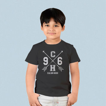 Kids T-shirt - 5 Seconds of Summer Calum Hood 5SOS