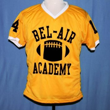 Bel Air Academy 14 Football Jersey Stitched Will Smith