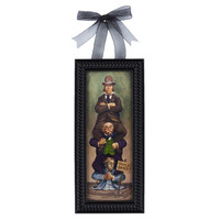 Disney Parks Haunted Mansion Quicksand Mini Frame New with Tags