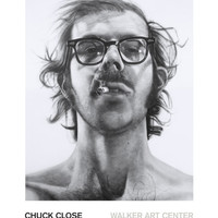 Chuck Close Big Self-Portrait Poster