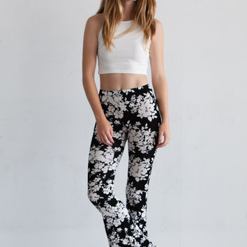 Ava Floral Pant