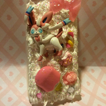 Sylveon decoden iphone 5/5s cellphone case